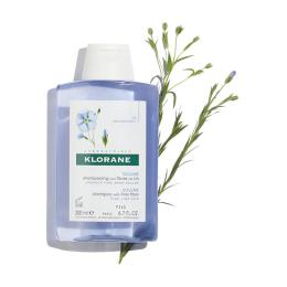 Klorane Shampooing aux fibres de lin - 400ml