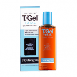 Neutrogena T Gel Total Shampooing Antipelliculaire - 125ml