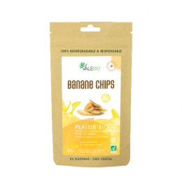 Valebio Banane chips BIO - 120g