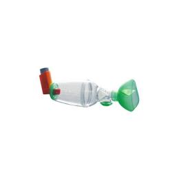 TipsHaler chambre d'inhalation pédiatrique enfants 1-6 ans