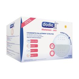 Dodie Coussinets d'allaitement ultra-fins Jour - x100