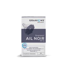 Granions Ail Noir - 60 comprimés
