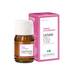 Lehning Lachesis Complexe n°122 - 30ml