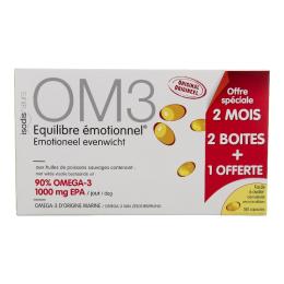 Om3 Équilibre émotionnel - 180 capsules
