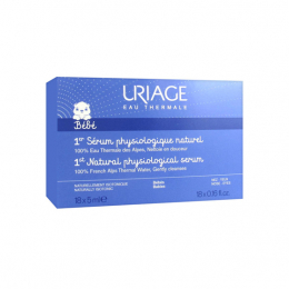 Uriage bébé 1er Sérum physiologique naturel - 18x5ml