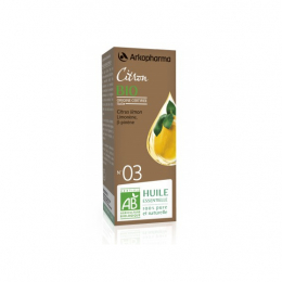 Arkopharma huile essentielle citron BIO N°03 - 10ml