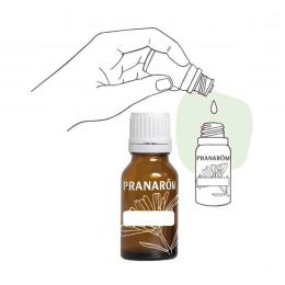 Pranarom Flacon Huile essentielle compte goutte vide Aromaself - 10 ml