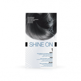 Bionike Shine on soin coloration - 01 noir