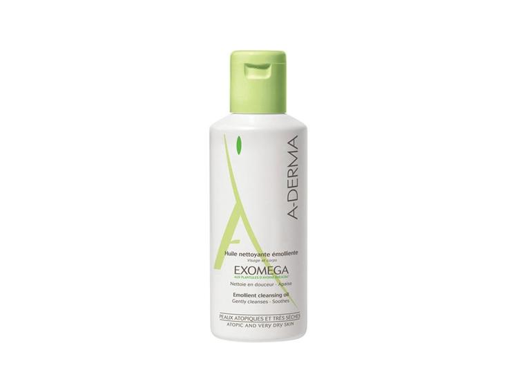 A-derma Exomega huile nettoyante émolliente - 200ml