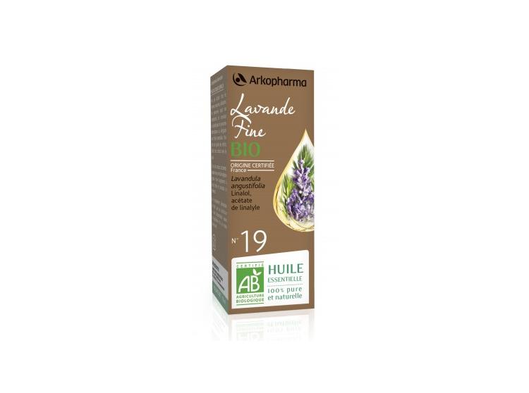 Arkopharma huile essentielle lavande fine BIO N°19 - 10ml