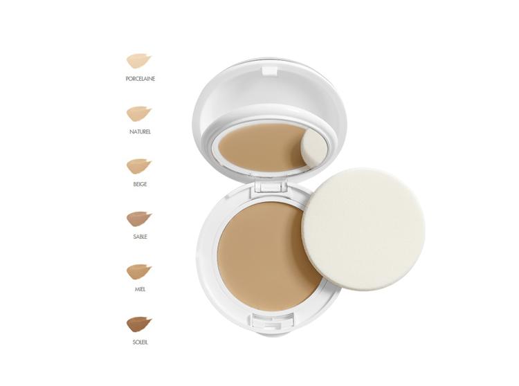 Avène Couvrance crème de teint compacte fini mat miel 4.0 - 10g