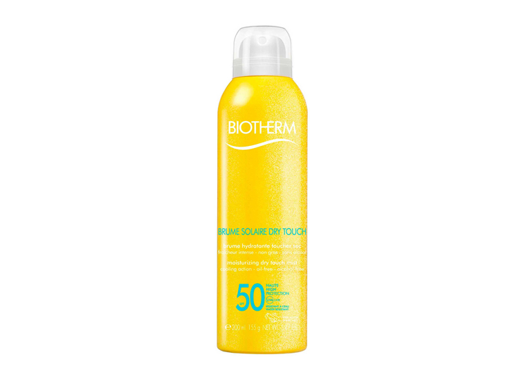 Biotherm Brume solaire dry touch SPF50 - 200ml