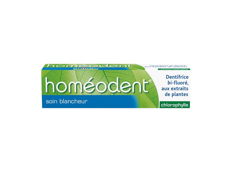 Boiron Homeodent soin blancheur chlorophylle - 75ml