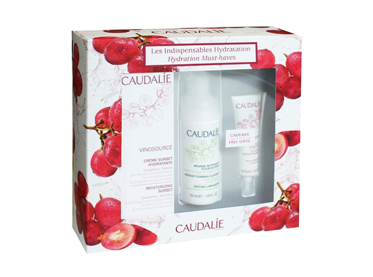 Caudalie Coffret Vinosource Les indispensables hydratation