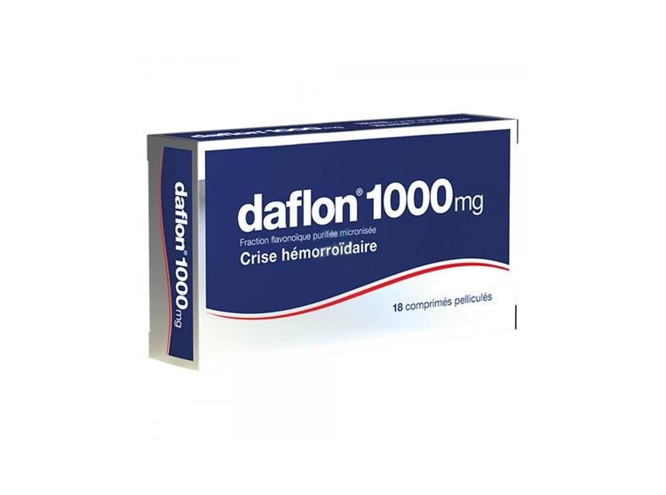 Daflon 1000 mg - 18 comprimés
