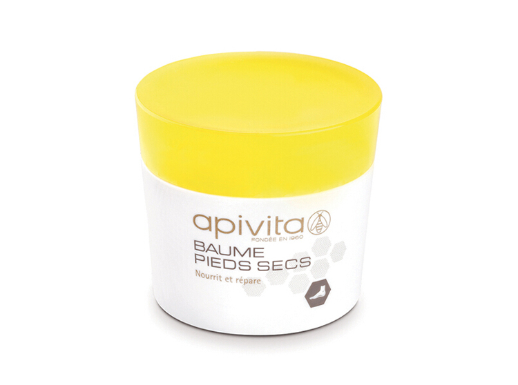 Apivita baume pieds secs - 50ml