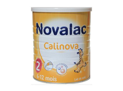 Calinova Lait 2ème âge - 800g