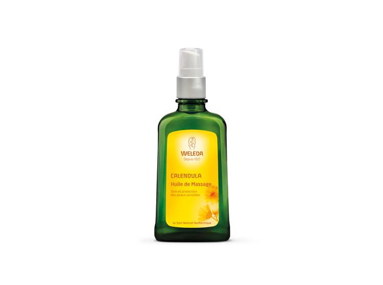 Weleda Calendula huile de massage - 100ml
