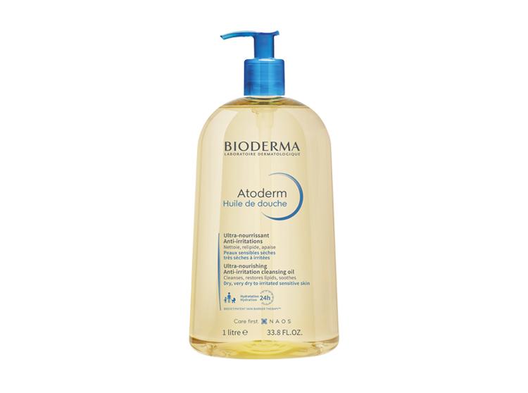 Bioderma atoderm huile de douche - 1L