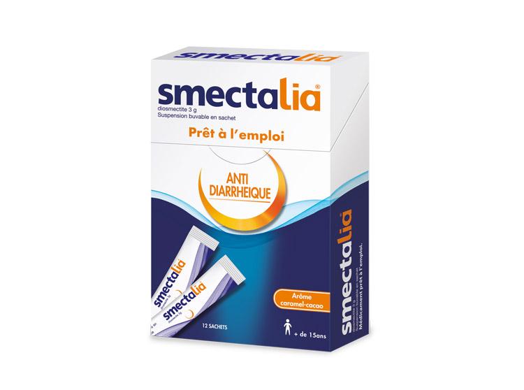 Smectalia Caramel cacao - 12 sticks