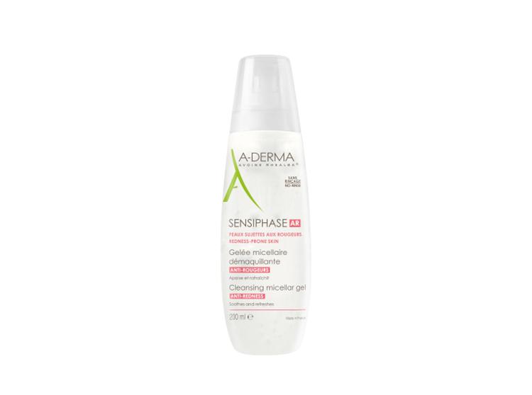 A-Derma sensiphase gelée micellaire anti-rougeurs - 400ml