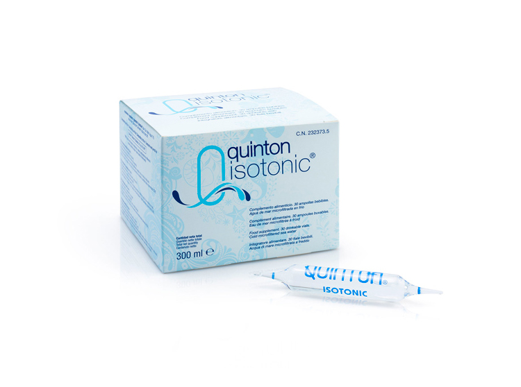 Quinton isotonic buvable - 30x10ml