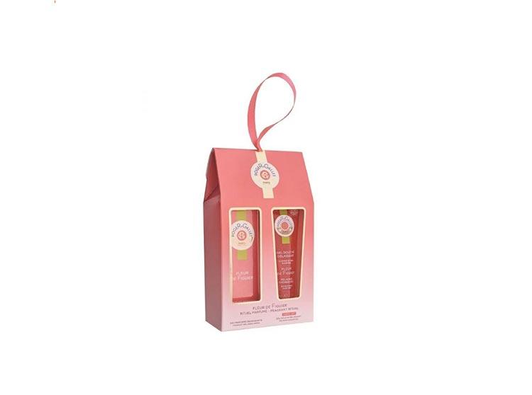 Roger & Gallet Fleur de figuier Rituel Parfumé 30ml + Gel douche délassant 50ml Offert