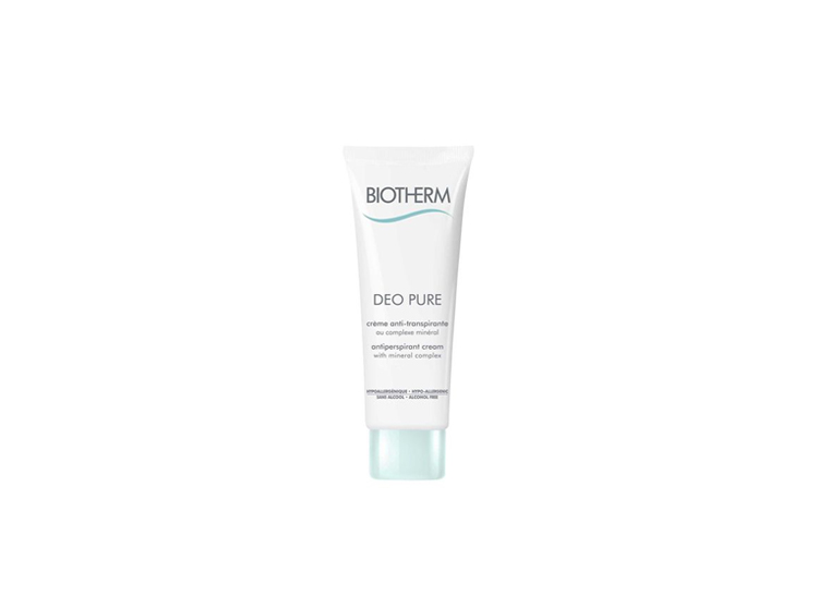 Biotherm déo pure crème anti-transpirante - 40ml
