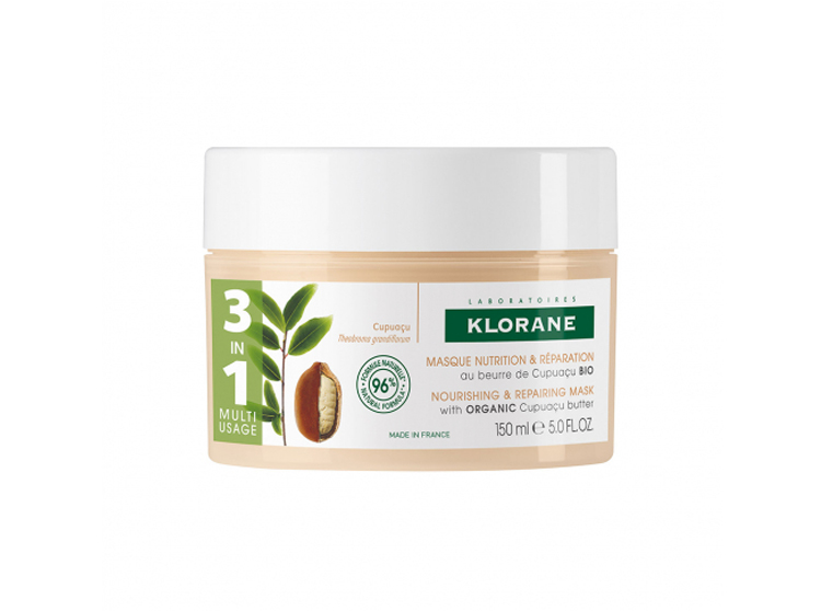 Klorane Masque au beurre de Cupuaçu BIO - 150ml