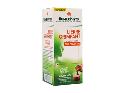 Lierre Grimpant miel sans sucre - 100ml