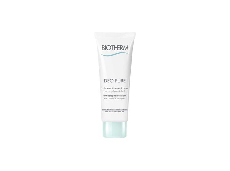 Biotherm déo pure crème anti transpirante - 75ml
