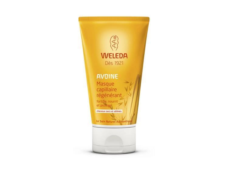 Weleda Avoine masque capillaire régénérant - 150ml