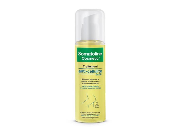 Somatoline Huile sérum anticellulite intensive - 125ml