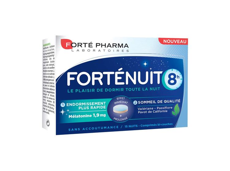 Forté Pharma Forténuit 8h - 15 comprimés
