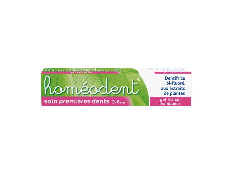 Boiron Homéodent soin premières dents - 50ml