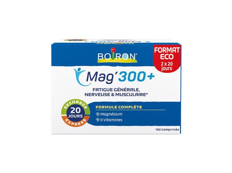 Boiron Magnésium 300+ - 160 comprimés