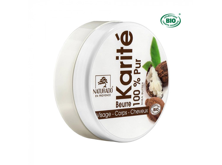 Naturado en Provence Beurre Karite pur bio - 135g