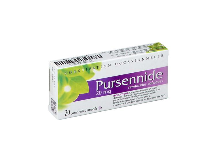 Pursennide 20mg - 20 comprimés