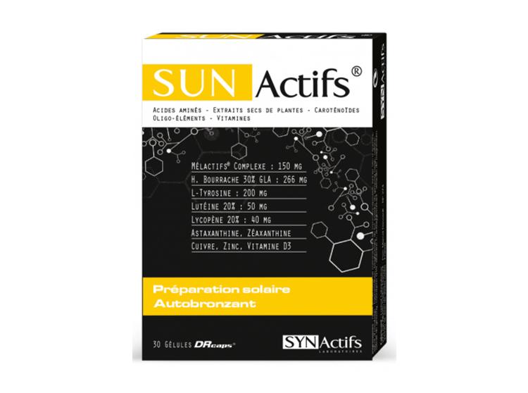 Aragan SynActifs Sun Green - 30 gélules