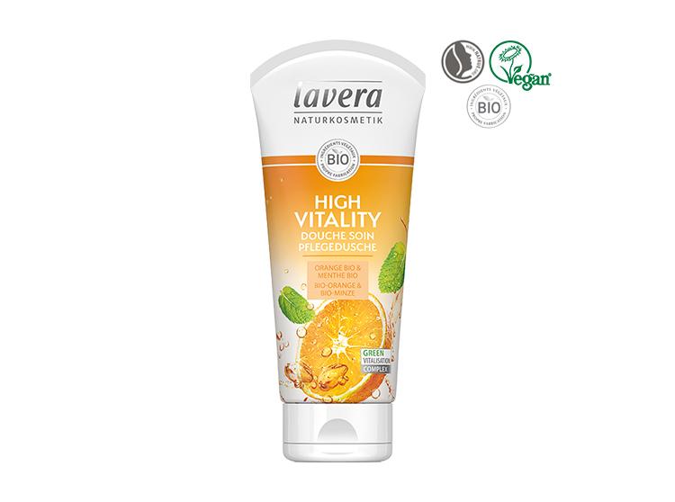 Lavera High vitality Douche soin BIO - 200ml